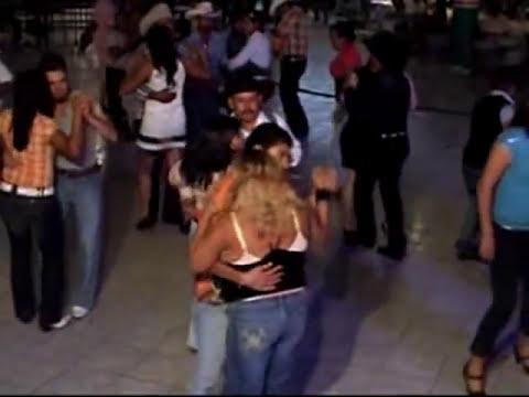 Baile En El Auditorio De Sain Alto   Banda Valparaiso