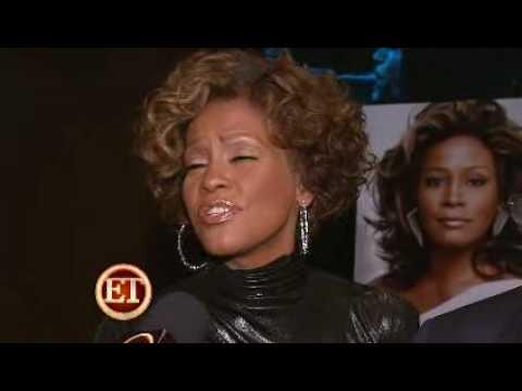 Whitney Houston - ET Interview (7/21/09)