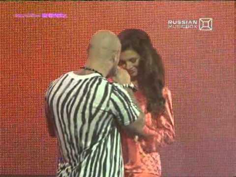 Джиган - Холодное Сердце (feat. Анна Седокова) (Live @ Love Radio, 2012)