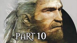 The Witcher 3 Wild Hunt Walkthrough Gameplay Part 10 - Princess (PS4 Xbox One)