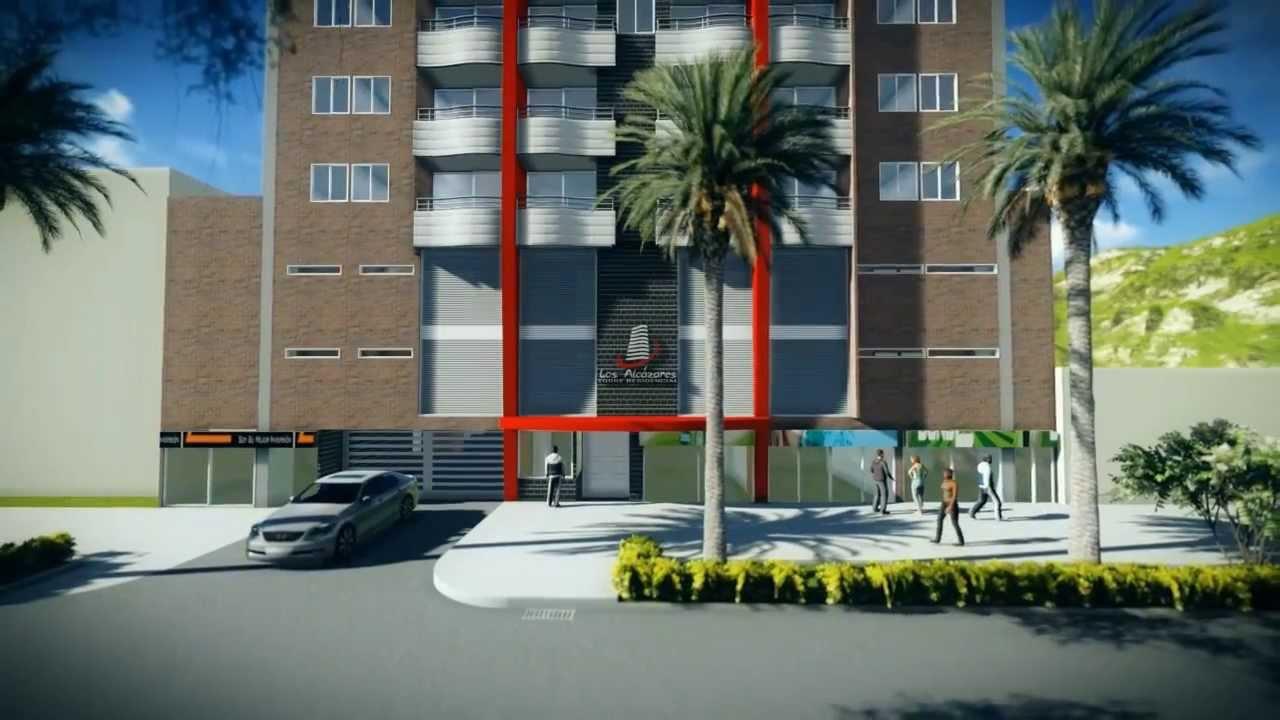 Los alc zares torre residencial youtube for Piscina los alcazares