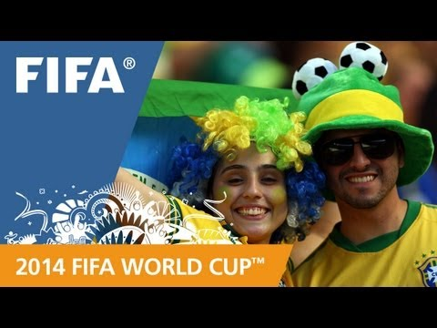 Info on initial 2014 FIFA World Cup tickets