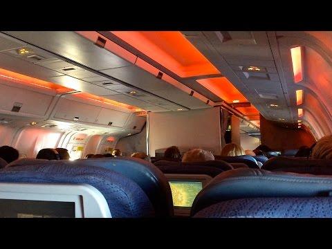 Air Canada B767-300ER Flight 791 Economy Class Review | Toronto - Los Angeles