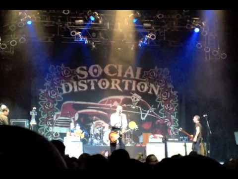 Social Distortion Live in Las Vegas December 22, 2012