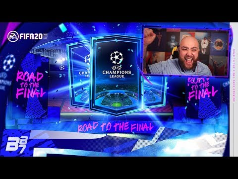 INSANE BRAND NEW ROAD TO THE FINAL PLAYERS AND PLAYER PICK SBCS! | FIFA 20 ULTIMATE TEAM