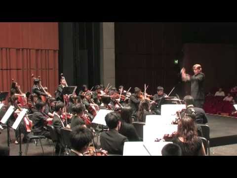 Schubert - Rosamunde Overture, Op. 26 - Macau Youth SO & Veiga Jardim