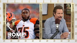 Devon Still Talks Dealing With Childhood Cancer | The Jim Rome Show