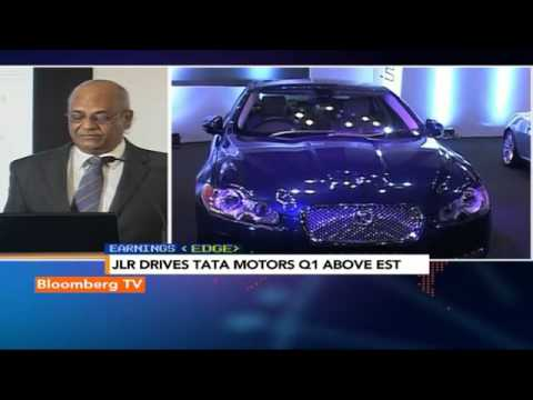 Earnings Edge- Expect To See Improvement In Sales: Tata Motors