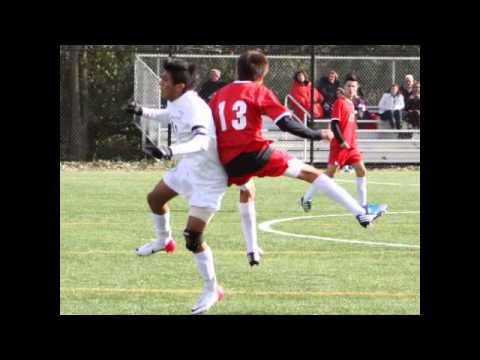 2012 Somers High School Soccer Montage