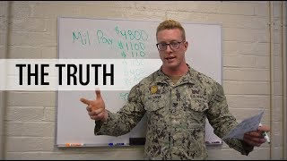 MILITARY PAY | Let's Talk About My Check