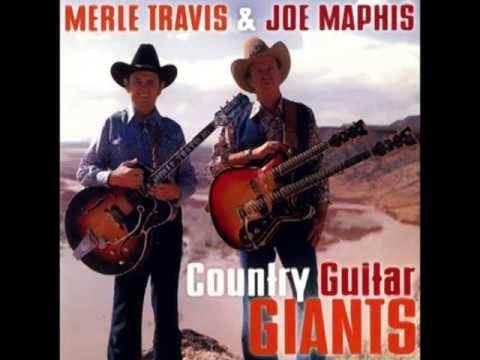 Merle Travis - Freight Train