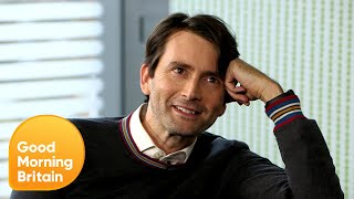 Will David Tennant Return to Dr Who? | Good Morning Britain