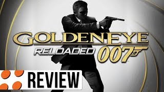 GoldenEye 007: Reloaded for Xbox 360 Video Review