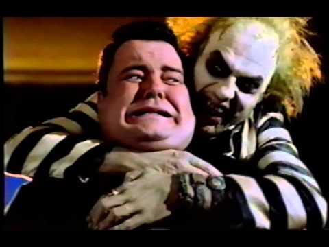 Warner Bros Halloween Movies (2001) Promo (VHS Capture)
