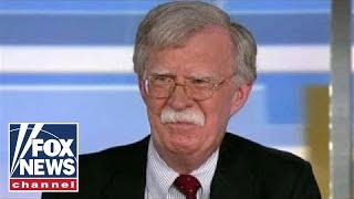 Exclusive: John Bolton on Iran deal exit, North Korea