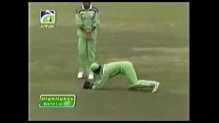 Pakistan vs India 1992 Cricket World cup