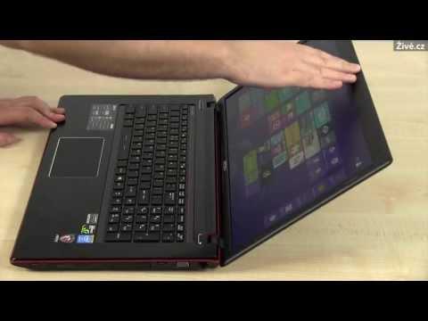 Herní notebook MSI GE70 s Haswellem