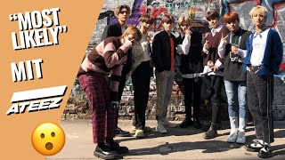 ATEEZ - Who Is Most Likely To ...?!