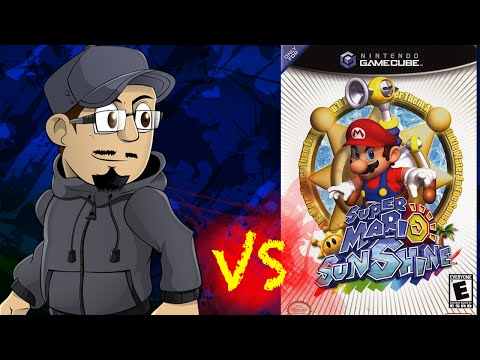Johnny vs. Super Mario Sunshine