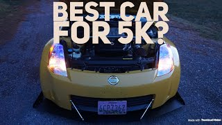 5 Reasons To Buy a 350z