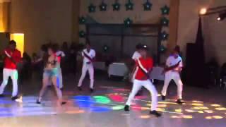 Bailando circuit 2014 coreografia