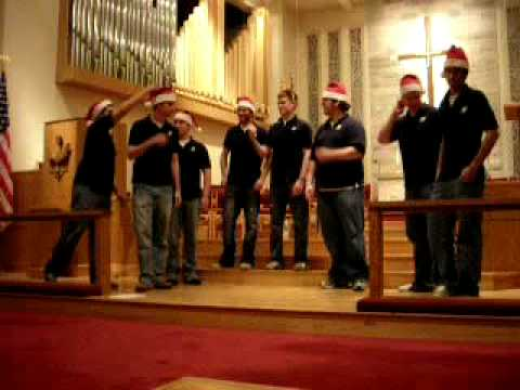 Acafellaz - The Twelve Days of Christmas Medly Music Videos