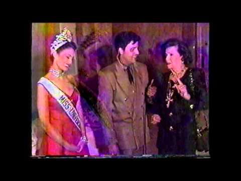 RECIBIMIENTO EN PUERTO RICO DE DAYANARA TORRES COMO MISS UNIVERSO 1993