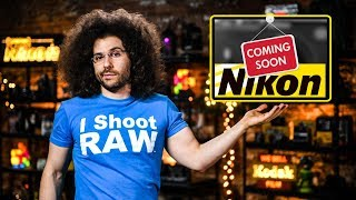 Sony WINS Camera of the Year & Are These NIKON's Mirrorless Specs? | Photo News Fix