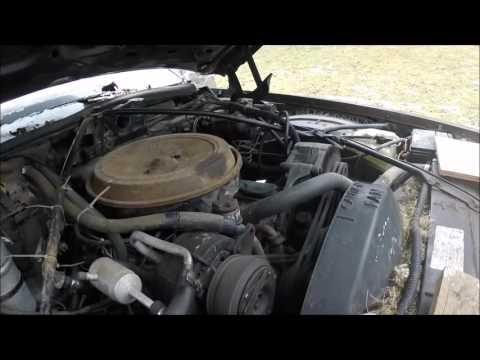 1982 Cadillac Diesel Running HD