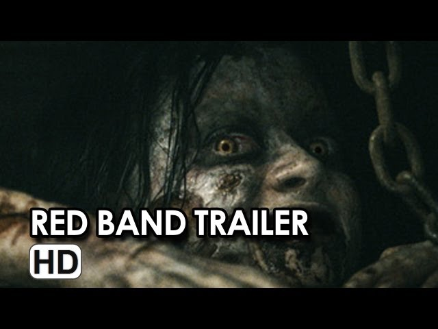 La Casa Red Band Trailer Ufficiale