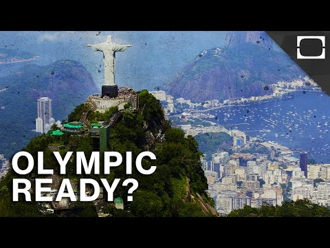 Why The Rio 2016 Olympics Are Already A Disaster