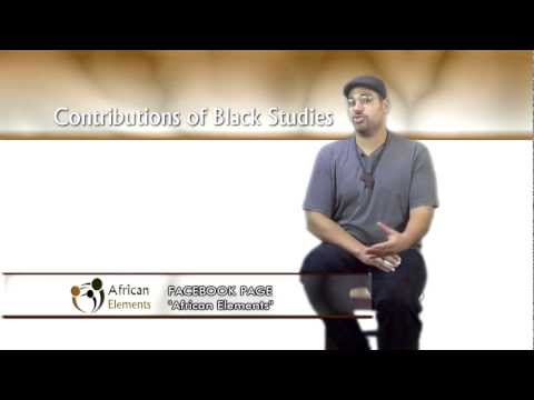Episode 2 (Segment 2): Contributions of Black Studies