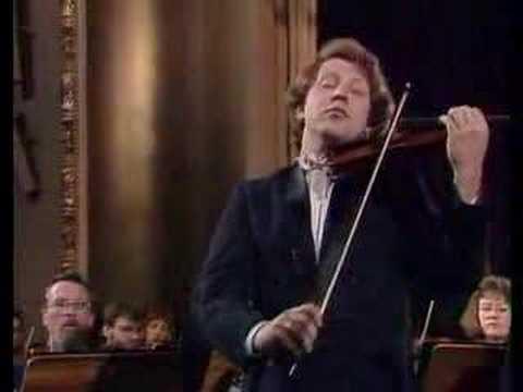 Shlomo Mintz, Sibelius 3rd movement (complete)