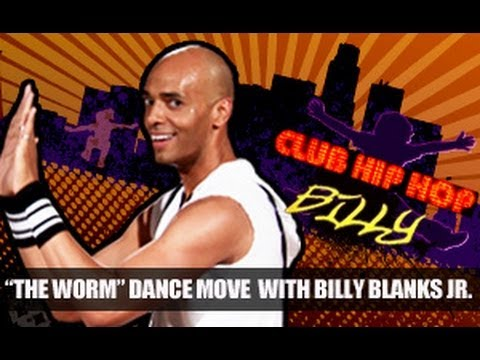 Billy Blanks Jr: Hip Hop Dance Exercise- The Worm