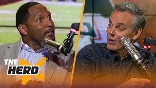 Ray Lewis talks 2018 NFL offseason: Dez, Johnny Manziel, Odell Beckham Jr. and more   THE HERD