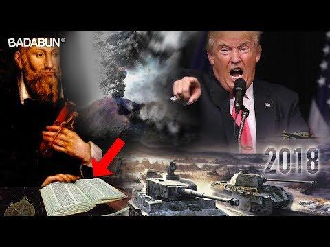 6 Escalofriantes profecías para el 2018