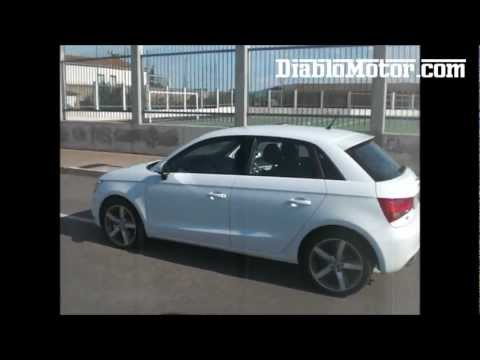 Prueba Audi A1 Sportback 1.4 TFSI 122 CV
