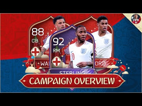 FIFA MOBILE WORLD CUP CAMPAIGNS OVERVIEW