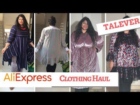 Aliexpress Clothing Haul | Talever Official | Fashion Haul | Priyanka Boppana