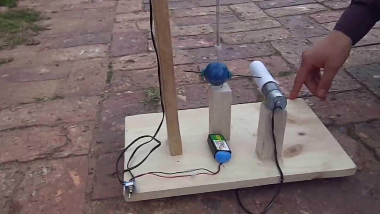 Como hacer un sismografo solar uptc tunja youtube - Como construir un tejado ...