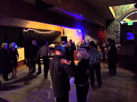 Tango Workshop @ Stonehouse with Kenny Bell & Chooi Goh  1/25/15