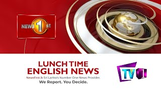 News 1st: Lunch Time English News | (23-10-2020)