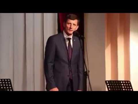 Олександр Сич: виступ на урочистостях до Дня Конституці