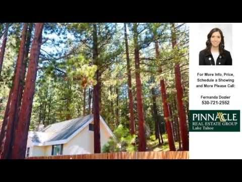 2787 Santa Claus Drive, South Lake Tahoe, CA Presented by Fernanda Dozier.