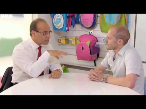 Trunki on Dragons  Den: On Tour Episode 1 Part 2 of 2