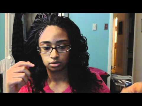 Hair review on JJ Collection (micro braiding hair)