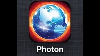 Photon Flash Player Web Browser For iOS & Android (2013 Update)
