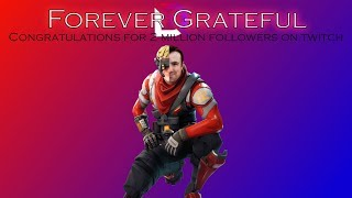 "Fortnite Montage- ""Forever Grateful"" Ft. DrLupo (1440p)"
