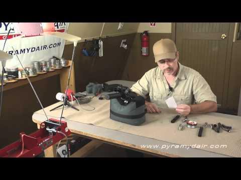 Gamo PT85 CO2 pellet gun - Airgun Reporter AGR Episode #65