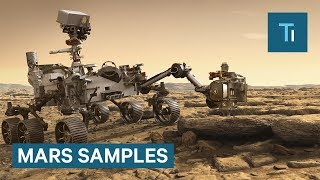 NASA Plans To Send Mars Samples Back To Earth